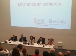 Marga Martínez, de Especia-te.com en el DPE Alicante.