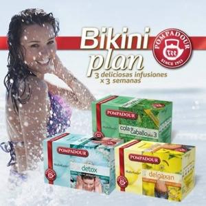 chica bikini Plan
