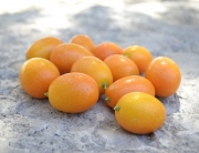 Kumquat para el gin tonic