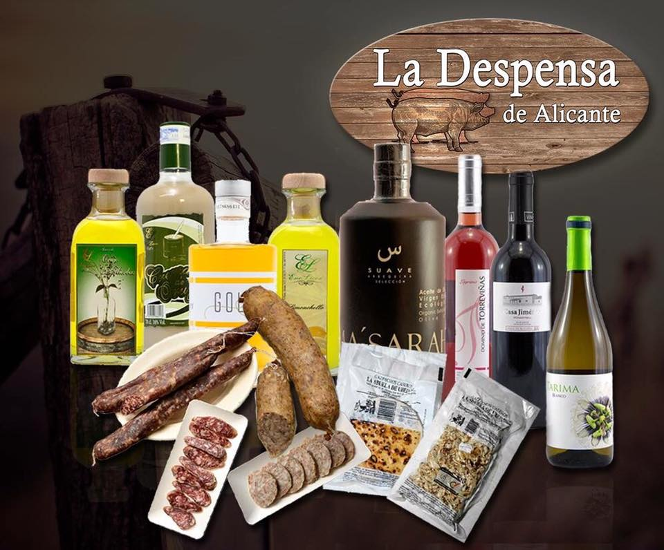 la despensa de alicante